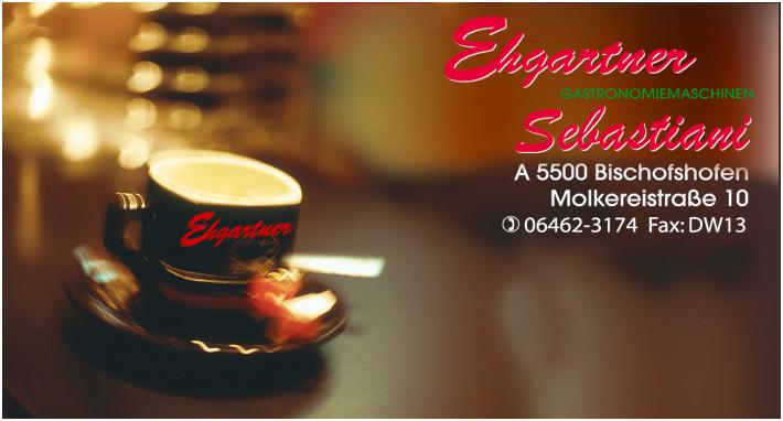 Ehgartner Gastronomiebedarf - Frischbrühanlagen, Frühstückskaffee,
